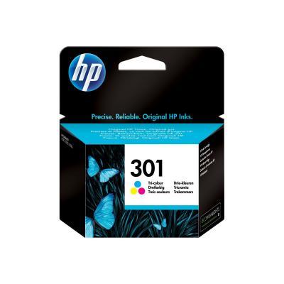 HP Ink No 301 HP301 HP 301 Tri-Color TriColor (CH562EE#UUS)
