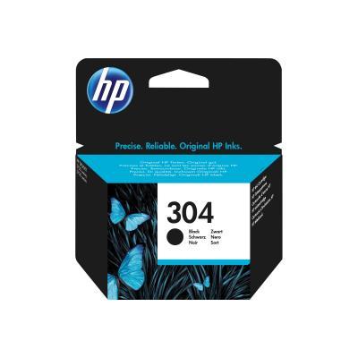 HP Ink No 304 HP304 HP 304 Black Schwarz (N9K06AE#UUS)