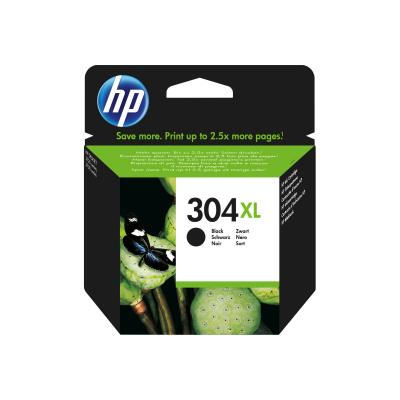 HP Ink No 304 HP304 HP 304 XL Black Schwarz (N9K08AE#UUS)