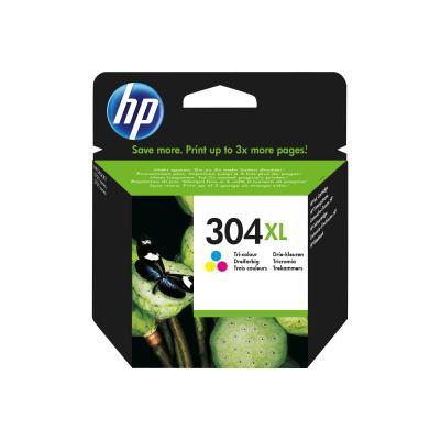 HP Ink No 304 HP304 HP 304 XL Color (N9K07AE#UUS)