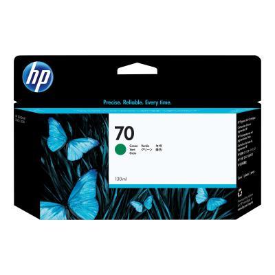 HP Ink No 70 HP70 HP 70 Green (C9457A)