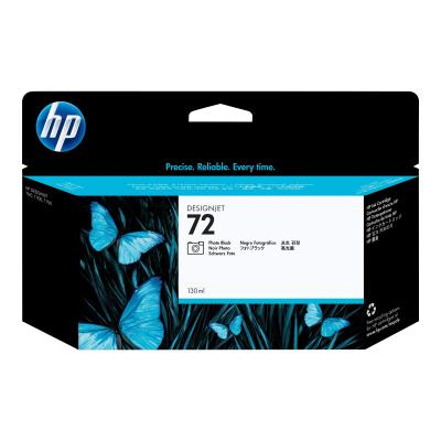 HP Ink No 72 HP72 HP 72 Photo Black Schwarz (C9370A)