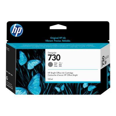 HP Ink No 730 HP730 HP 730 Grey Cartridge (P2V66A)