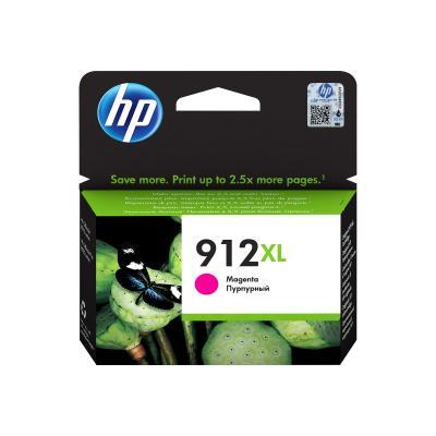 HP Ink No 912XL HP912XL HP 912XL Magenta (3YL82AE#BGX)