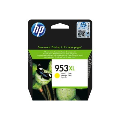 HP Ink No 953 HP953 HP 953 XL Yellow Gelb (F6U18AE#BGX)