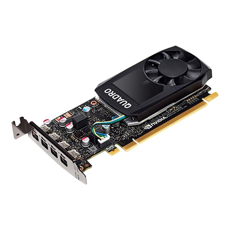 HP NVIDIA Quadro P620 Graphics Card 2 GB (3ME25AA)