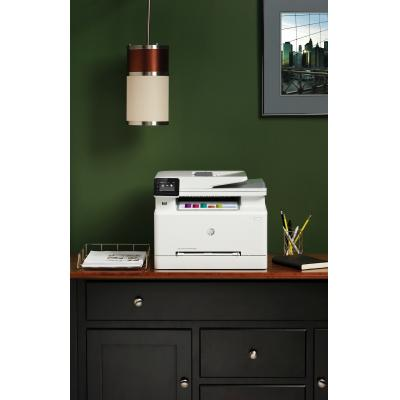 HP Printer Color LaserJet Pro MFP M283fdw (7KW75A#B19)