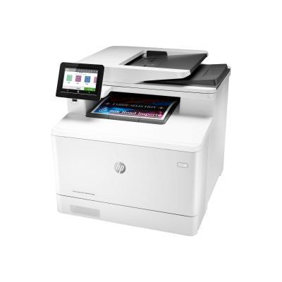 HP Printer Color LaserJet Pro MFP M479fdw (W1A80A#B19)