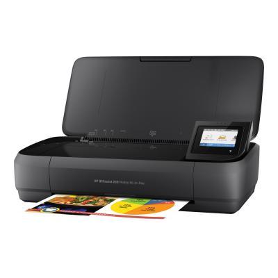 HP Printer Drucker OfficeJet 250 Mobile (CZ992A#BHC)