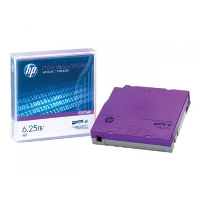 HPE LTO Ultrium WORM 6 2 5 HPE5 HPE 5 TB 6 25 HPE25 HPE 25 TB Beschriftungsetiketten (C7976W)