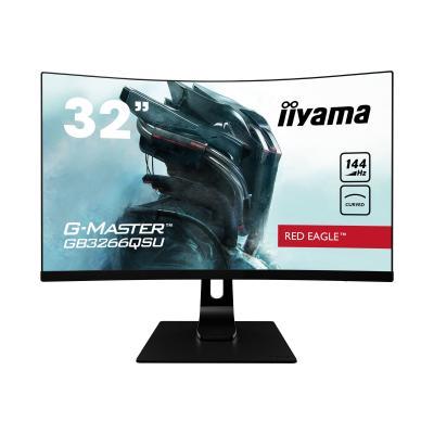 Iiyama G-MASTER GMASTER Red Eagle GB3266QSU-B1 GB3266QSUB1 (GB3266QSU-B1)