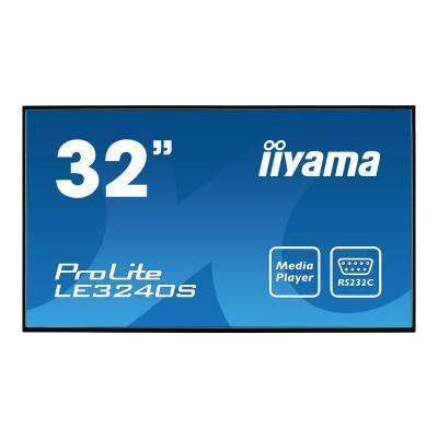"Iiyama Monitor 32 L LE3240S-B2 LE3240SB2 31,5"" (LE3240S-B2) (LE3240SB2)"