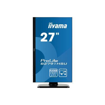 "iiyama Monitor ProLite B2791HSU-B1 B2791HSUB1 27"" (B2791HSU-B1) (B2791HSUB1)"