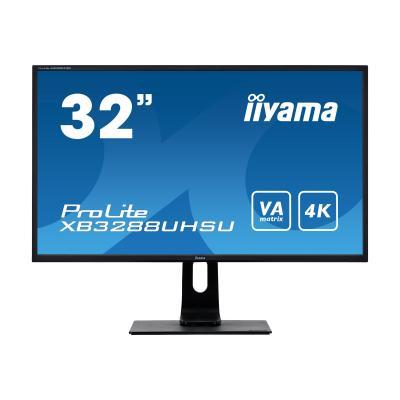 """iiyama Monitor ProLite XB3288UHSU-B1 XB3288UHSUB1 32"""" (XB3288UHSU-B1) (XB3288UHSUB1)"""