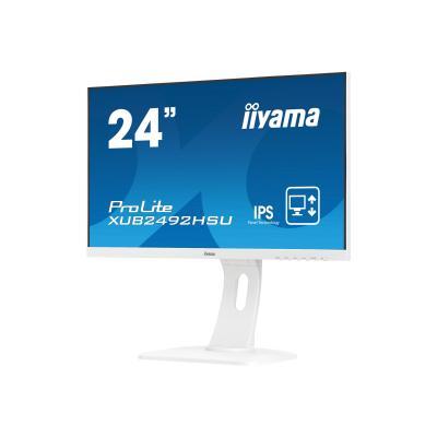 iiyama Monitor ProLite XUB2492HSU-W1 XUB2492HSUW1 (XUB2492HSU-W1) (XUB2492HSUW1)