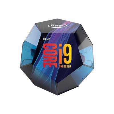 Intel CPU 1151-2 INTEL Core i9-9900K 3,6-5,0 GHz 16MB 8/16 Box 95W(BX80684I99900K)