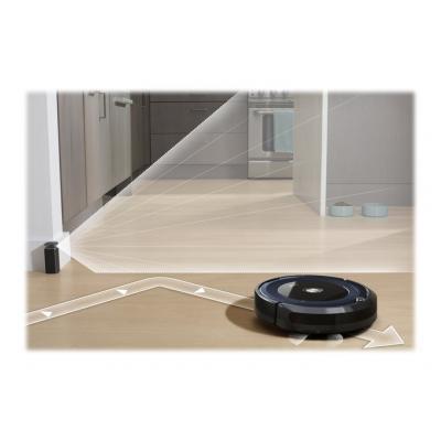 iRobot Robot Vacuum Cleaner Roomba 695 black (R695040)