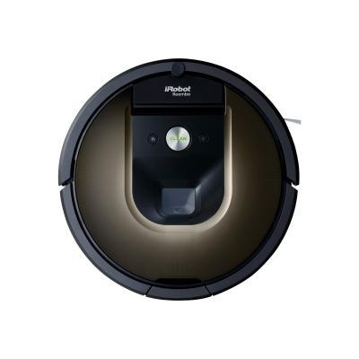 iRobot Robot Vacuum Cleaner Roomba 980 black (R980040)