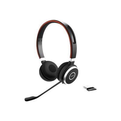 Jabra Headset Evolve 65 MS Stereo (6599-823-309) (6599823309)