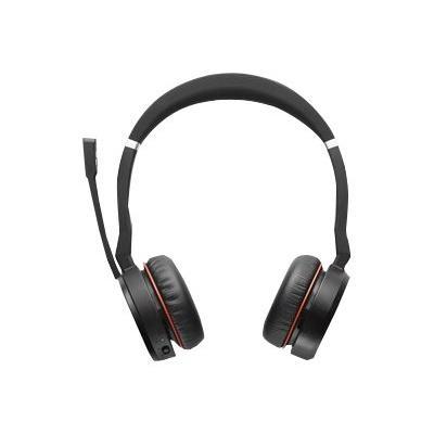 Jabra Headset Evolve 75 MS Stereo (7599-832-109)