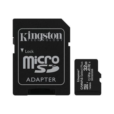 Kingston SD Card Canvas 32 GB (SDCS2/32GB)