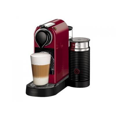 Krups Nespresso CitiZ & Milk XN7605 Red (XN7605)