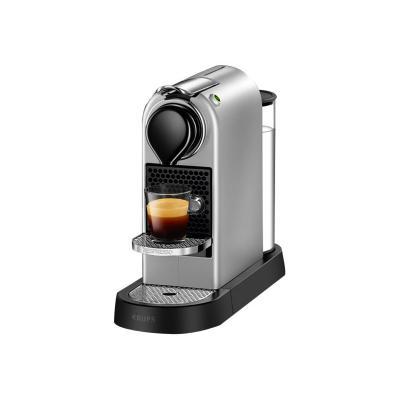 Krups Nespresso CitiZ XN740B Silver (XN740B)