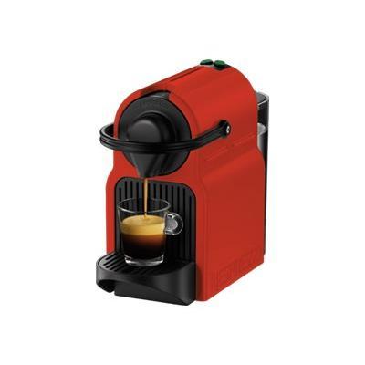 Krups Nespresso Inissia XN1005 Red (XN1005)