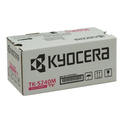 Kyocera Cartridge TK-5240 TK5240 Magenta (1T02R7BNL0)