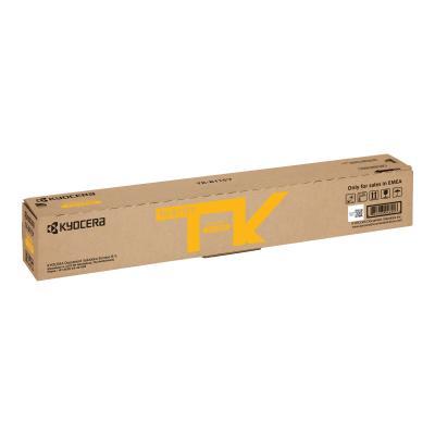 Kyocera Toner TK-8115 TK8115 Yellow Gelb (1T02P3ANL0)