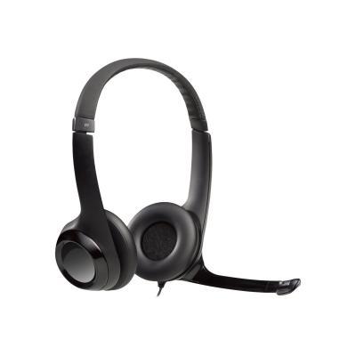Logitech Headset H390 USB (981-000406) (981000406)