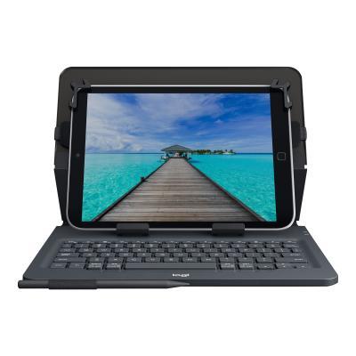 Logitech Keyboard Universal + Foliohülle Bluetooth 3.0 [DEU] QWERTZ  (920-008337)