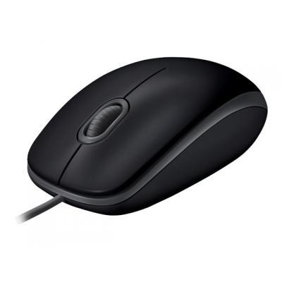 Logitech Mouse B110 Silent USB (910-005508) (910005508)