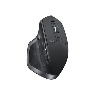 Logitech Mouse MX Master 2S Wireless Graphite (910-005966) (910005966)