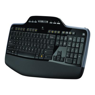 Logitech Wireless Desktop Combo MK710 [DEU] (920-002420) (920002420)