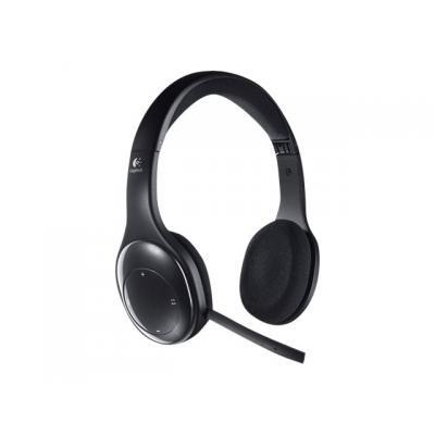 Logitech Wireless Headset H800 Black (981-000338)