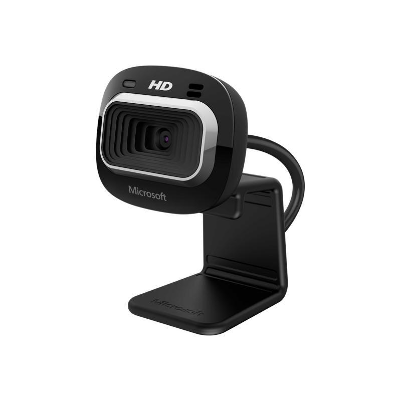 Microsoft LifeCam HD-3000 HD3000 for Business Webcam(T4H-00004) Webcam(T4H00004)