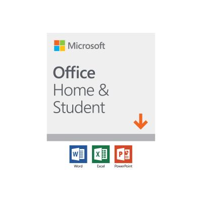 Microsoft Office Home and Student 2019 ESD Lizenz Eurozone - all Languages (79G-05018)