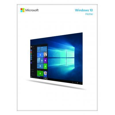 MIcrosoft Windows 10 Home 64Bit German 1pk DSP OEI DVD (KW9-00146)