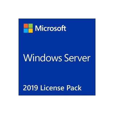 Microsoft Windows Server 2019 -Lizenz 5 User-CALs English (R18-05867)