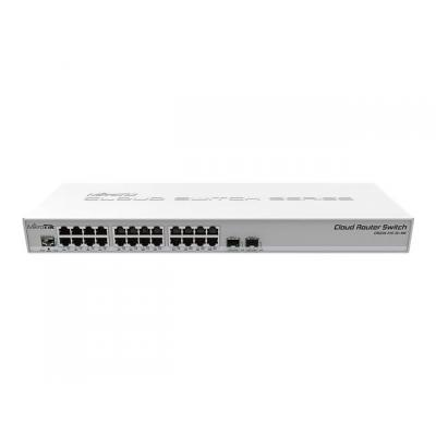 MikroTik Switch  CRS326-24G-2S+RM (CRS326-24G-2S+RM)