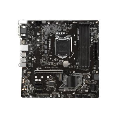 MSI Mainboard 1151  B360M PRO-VDH (DDR4, USB .1,B360, 1151, mATX, DDR4, Intel)