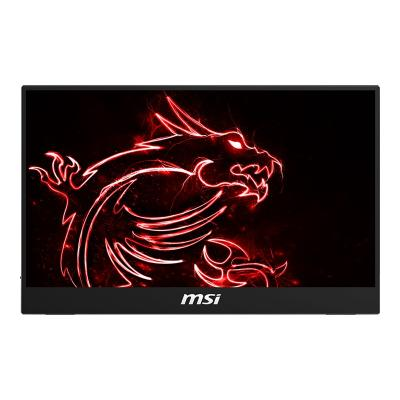 """MSI Monitor Optix MAG161V 15,6"""" (9S6-3AA10H-002)"""