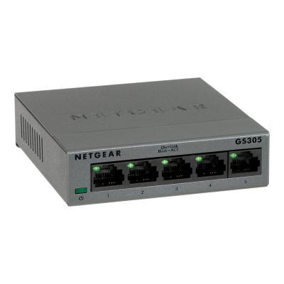 Netgear Switch GS305 (GS305-300PES) (GS305300PES)