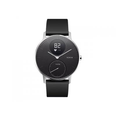 Nokia Smartwatch Withings Steel HR 36mm black (HWA03-36BLACK-ALL-INTER)