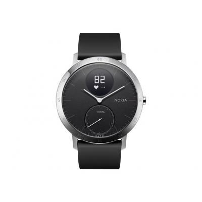 Nokia Smartwatch Withings Steel HR 40mm black(HWA03-40black-All-Inter)