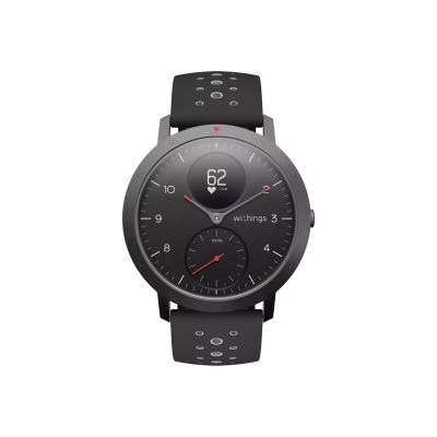 Nokia Smartwatch Withings Steel HR Sport black (HWA03B-40BLACK-SPORT-ALL-INTER)