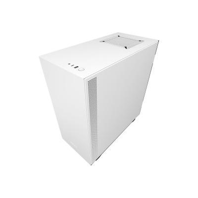 NZXTH series H510 White - Tower - ATX - ohne Netzteil (CA-H510B-W1)