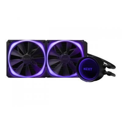 NZXT Kraken X63 RGB - Prozessor-Flüssigkeitskühlsystem (RL-KRX63-R1)