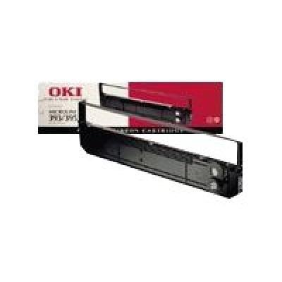 Oki Ribbon 393/395  schwarz (09002311)